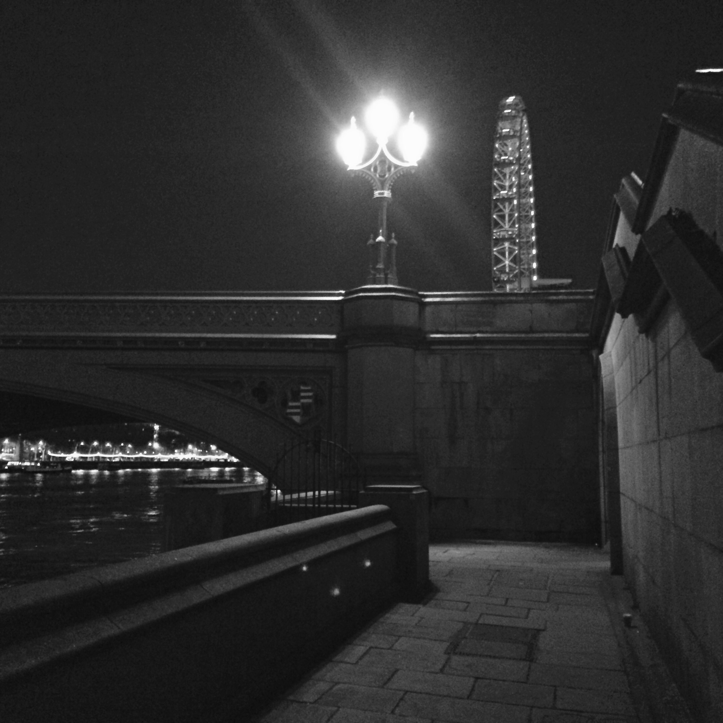 Westminster Bridge, London Eye